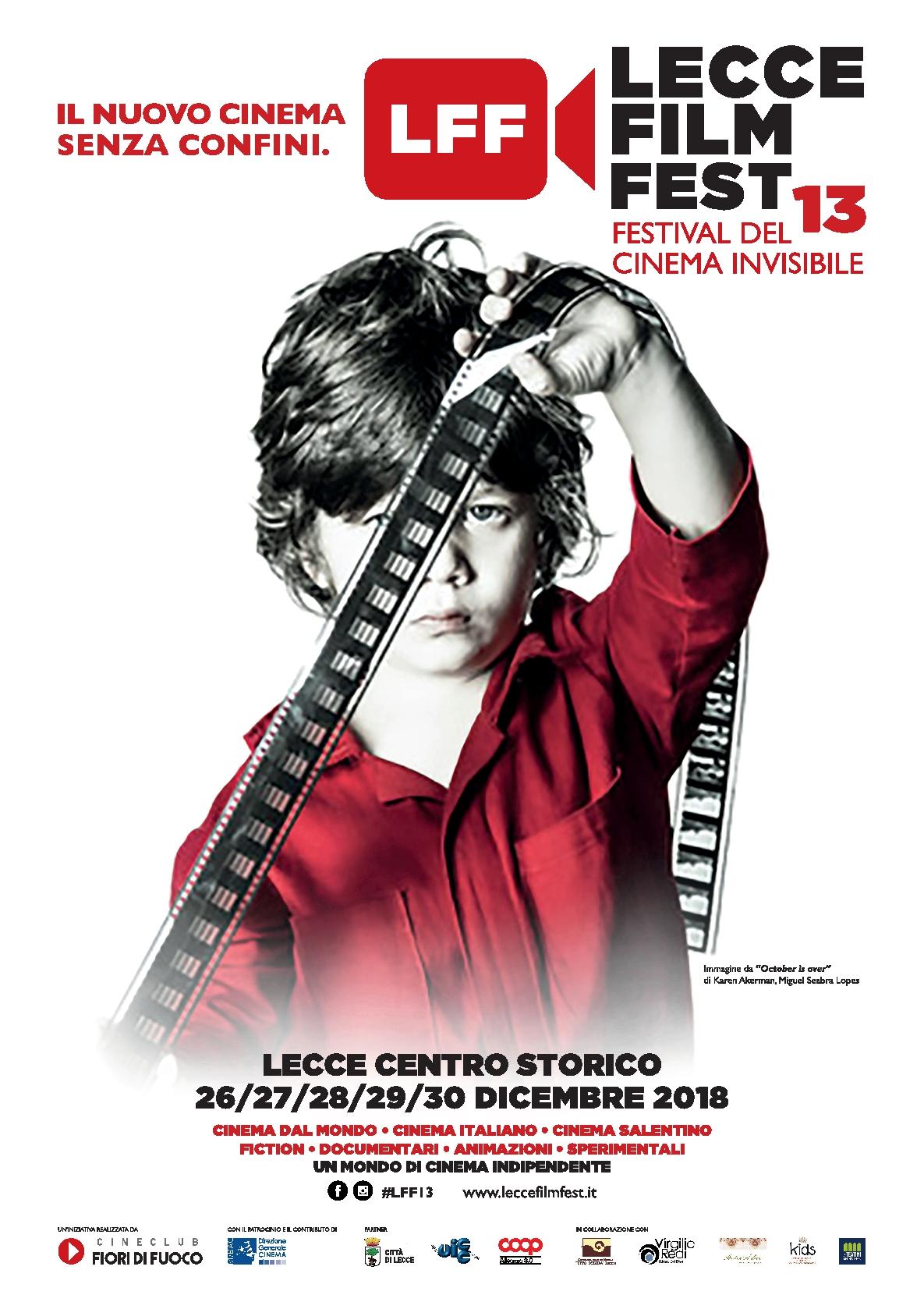 LFF JUNIOR – IL CINEMA IN GIOCO – INGRESSO LIBERO